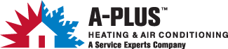 A-PLUS Service Experts Logo